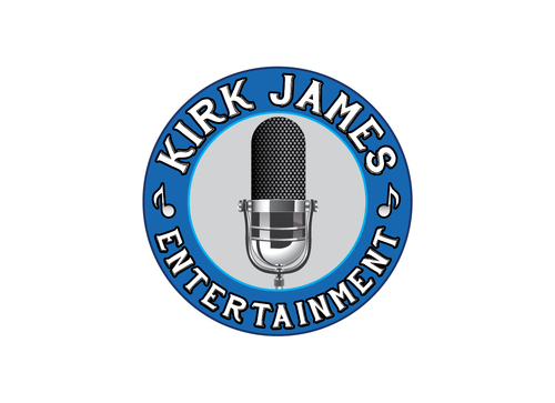 Design by Adwebicon For Kirk James Entertainment
