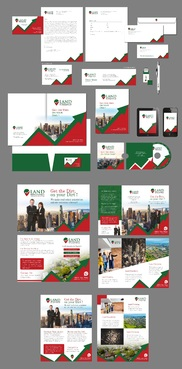 Design by Achiver For Brochure design and resume layout for property tech company