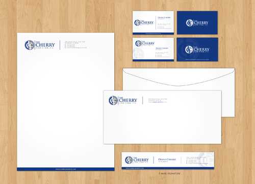 Business Cards, Stationary & Email Signature & Letterhead
