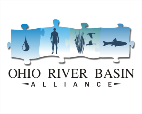 Ohio River Basin Fish Habitat Partnership or ORBFHP A Logo, Monogram, or Icon  Draft # 127 by trugrit