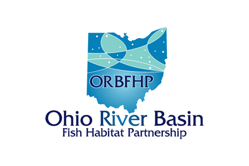 Ohio River Basin Fish Habitat Partnership or ORBFHP A Logo, Monogram, or Icon  Draft # 128 by ACEdesign