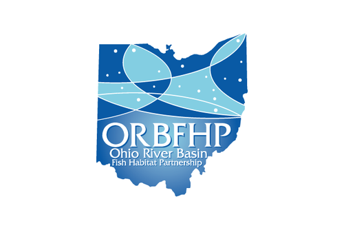 Ohio River Basin Fish Habitat Partnership or ORBFHP A Logo, Monogram, or Icon  Draft # 130 by ACEdesign