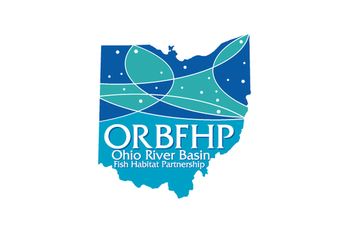 Ohio River Basin Fish Habitat Partnership or ORBFHP A Logo, Monogram, or Icon  Draft # 131 by ACEdesign