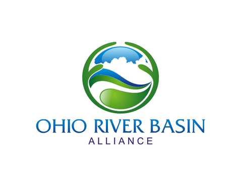 Ohio River Basin Fish Habitat Partnership or ORBFHP A Logo, Monogram, or Icon  Draft # 132 by andreydesigner