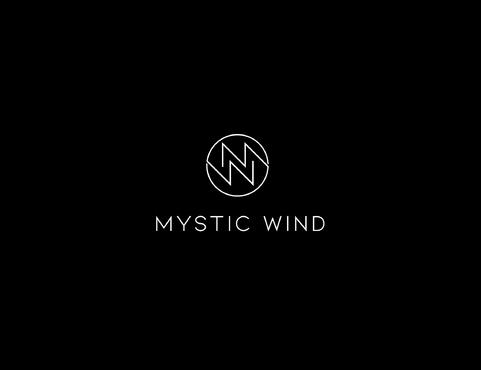 "Design by SahasraDesigns For Logo for Spiritual Violinist/EDM Producer ""Mystic Wind"""