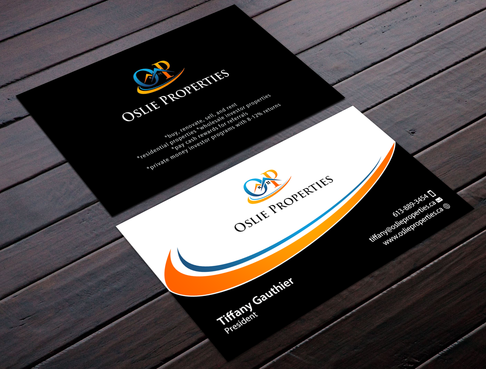 Design by einsanimation For modern stationary for real estate investment company