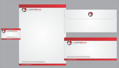 business cards, letterhead and envelopes Business Cards and Stationery  Draft # 44 by Deck86