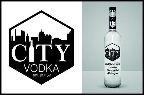 Design by kribo22 For logo for liquor brand called City Vodka