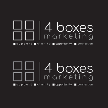 Design by AzEmon For modern unique logo for a marketing company