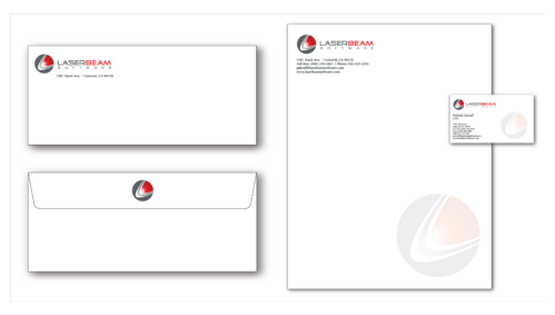 business cards, letterhead and envelopes Business Cards and Stationery  Draft # 52 by cinco