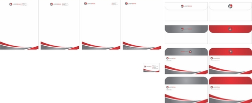 business cards, letterhead and envelopes Business Cards and Stationery  Draft # 54 by Durrani