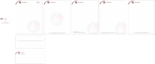 business cards, letterhead and envelopes Business Cards and Stationery  Draft # 57 by Durrani