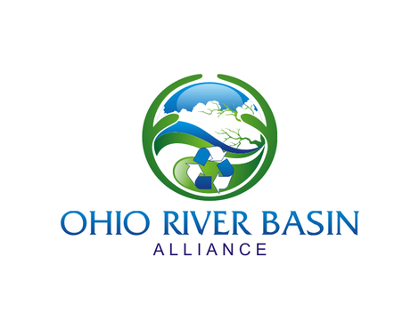 Ohio River Basin Fish Habitat Partnership or ORBFHP A Logo, Monogram, or Icon  Draft # 133 by andreydesigner