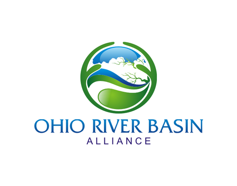 Ohio River Basin Fish Habitat Partnership or ORBFHP A Logo, Monogram, or Icon  Draft # 134 by andreydesigner