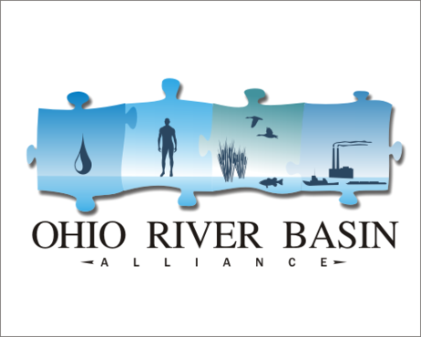 Ohio River Basin Fish Habitat Partnership or ORBFHP A Logo, Monogram, or Icon  Draft # 136 by trugrit