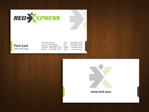 CompanyBusiness card and letterhead design