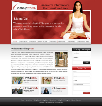 •	Your stomach is not the issue for your weight problems, it's your mind.   Web Design  Draft # 2 by WebXpert