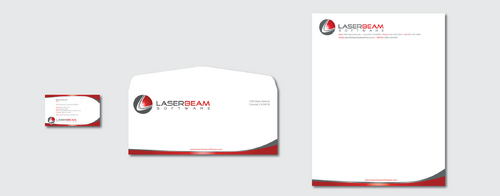 business cards, letterhead and envelopes Business Cards and Stationery  Draft # 83 by chyxdesign