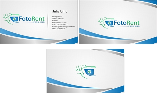 Business Card Business Cards and Stationery  Draft # 28 by Durrani