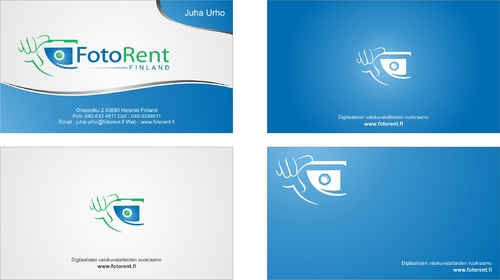 Business Card Business Cards and Stationery  Draft # 41 by Durrani