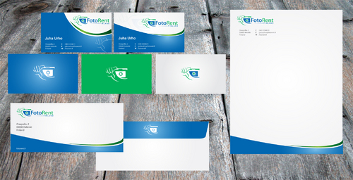 Business Card Business Cards and Stationery  Draft # 45 by Achiver