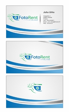 Business Card Business Cards and Stationery  Draft # 68 by Durrani