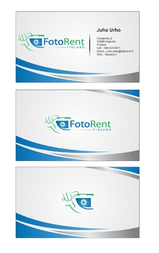 Business Card Business Cards and Stationery  Draft # 76 by Durrani