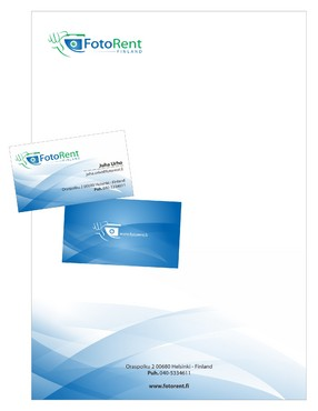 Business Card Business Cards and Stationery  Draft # 83 by kwang