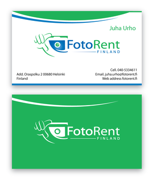 Business Card Business Cards and Stationery  Draft # 86 by AtifAziz