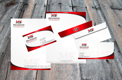 Stationary, Letterhead, Business Cards, Envelopes