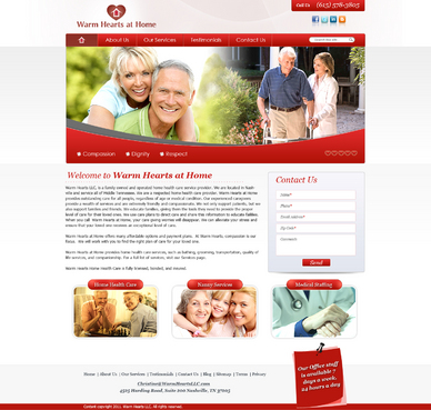Home Health Care for Seniors, Nanny Services,  Medical Staffing