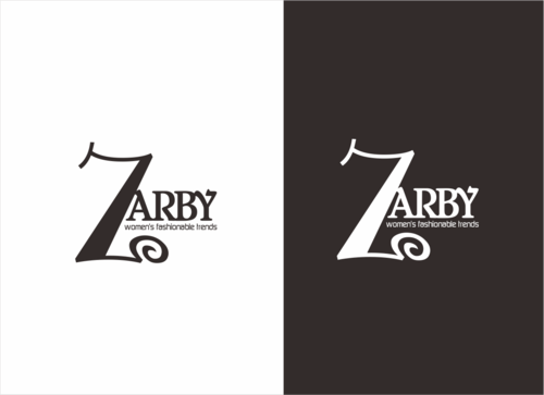 Zarby A Logo, Monogram, or Icon  Draft # 49 by indosat