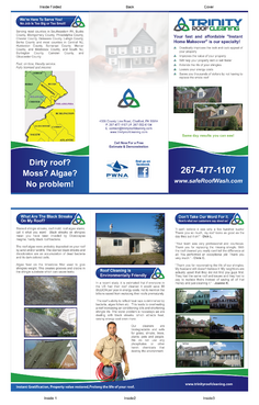 Brochures and truck wrap Marketing collateral  Draft # 23 by XtremeCreative2