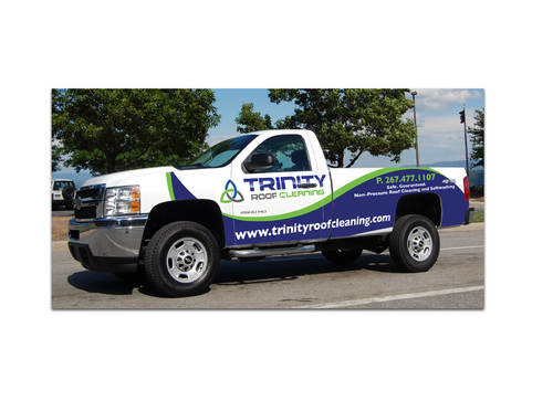 Brochures and truck wrap Marketing collateral  Draft # 40 by pattoh