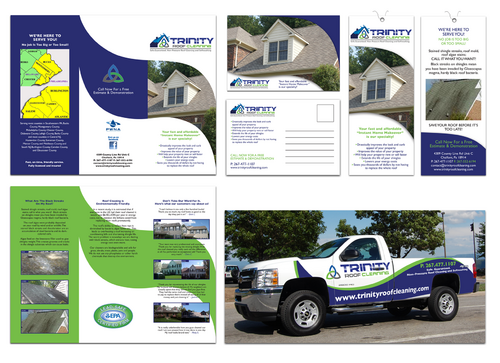 Brochures and truck wrap Marketing collateral  Draft # 43 by pattoh