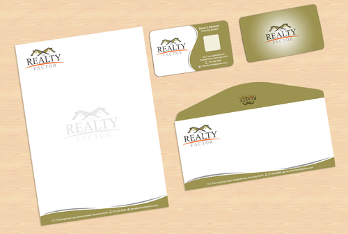 STATIONARY, ENVELOPES, FLYERS, BUSINESS CARDS