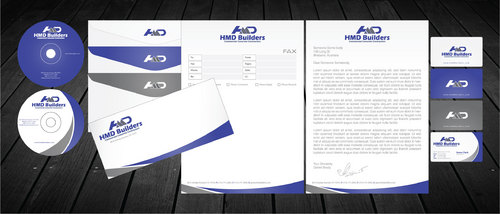 Need standard business card, letterhead, and envelopes to incorporate our new logo