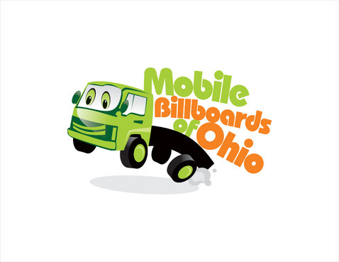 Mobile Billboards of Ohio A Logo, Monogram, or Icon  Draft # 33 by ARdes