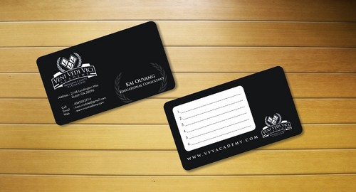 Bringing Clarity To Education Business Cards and Stationery  Draft # 22 by smartinfo