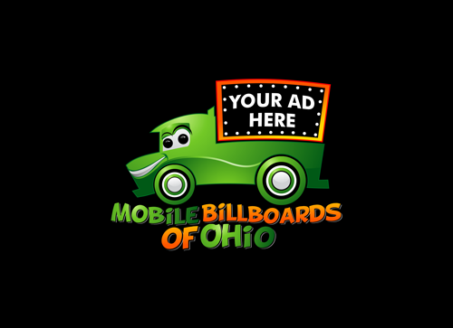 Mobile Billboards of Ohio A Logo, Monogram, or Icon  Draft # 105 by cartoonheroes