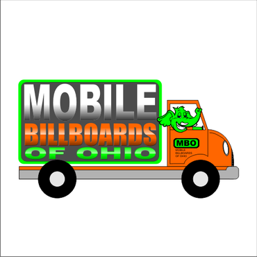 Mobile Billboards of Ohio A Logo, Monogram, or Icon  Draft # 106 by ginobrown