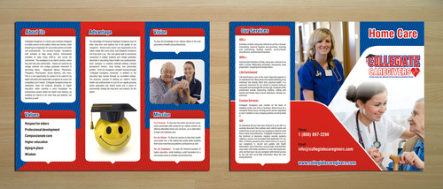 Brochure & Flyer Marketing collateral Winning Design by smartinfo