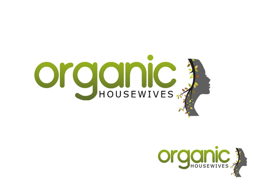 Organic Housewives A Logo, Monogram, or Icon  Draft # 167 by mikkalson