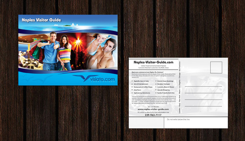 Full Color Postcard Marketing collateral  Draft # 23 by smartinfo