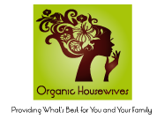 Organic Housewives A Logo, Monogram, or Icon  Draft # 181 by kanakane