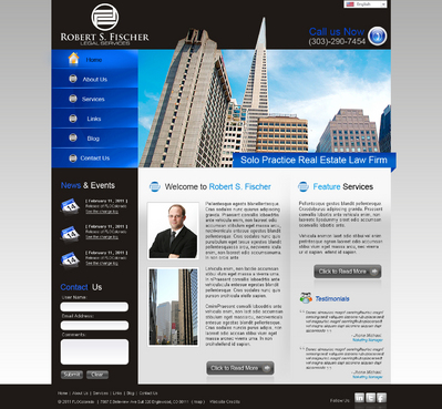 Solo Practice Real Estate Law Firm