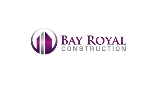 Page 2 - Bay Royal Construction Company Business Logo by Vcsinc