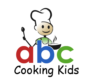 Business logo for the ABC Cooking Kids - Chef / Catering Logo