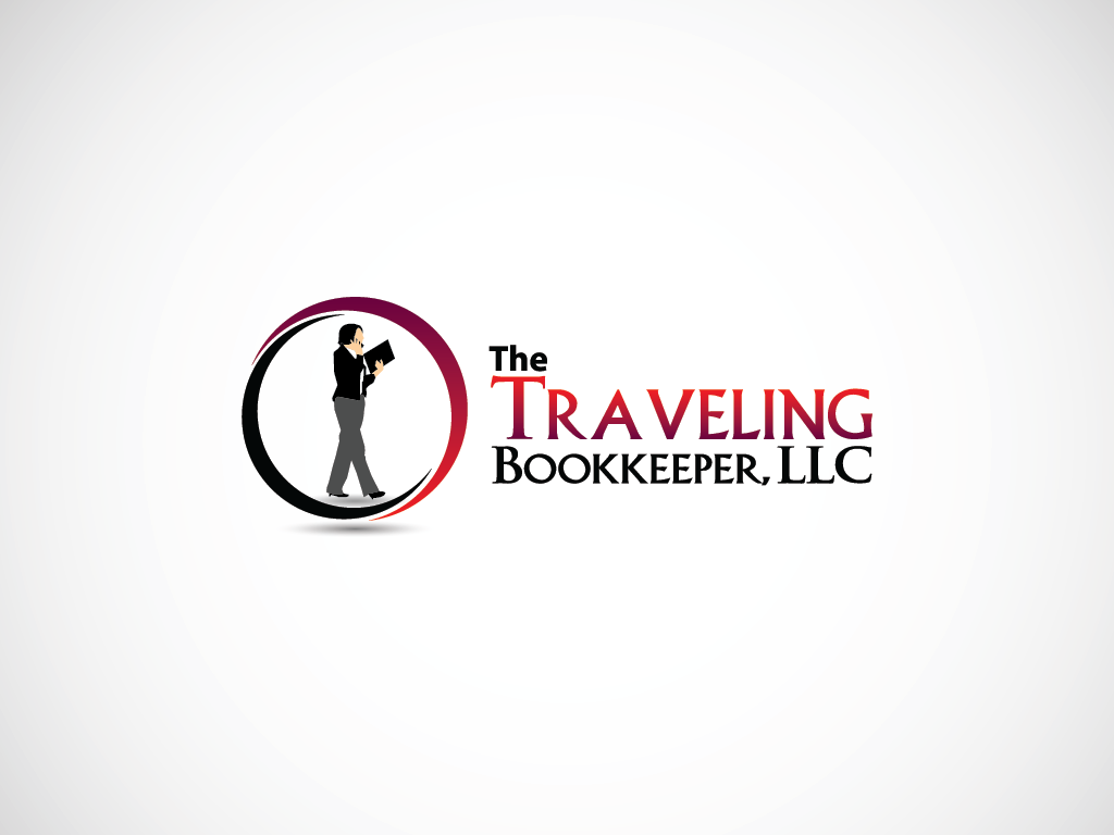 The Traveling Bookkeeper, LLC - Financial Services Logo