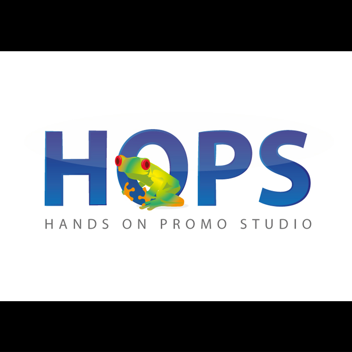Logo for Hands On Promo Studio - Advertising Logo